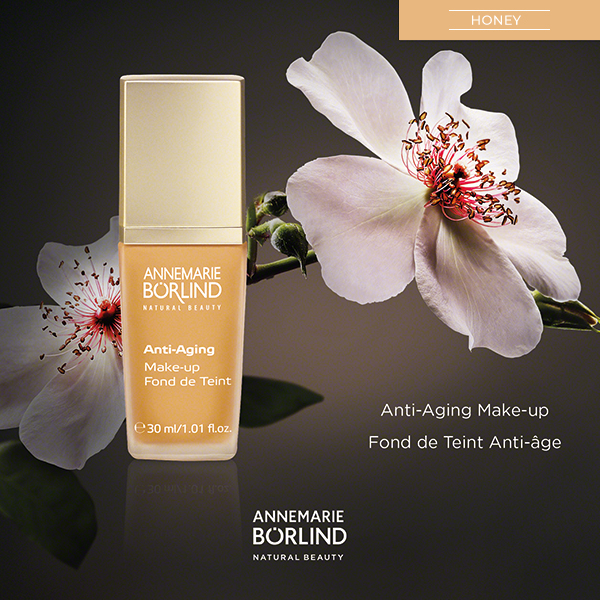 600386 - VZORKA Anti-aging Make up HONEY