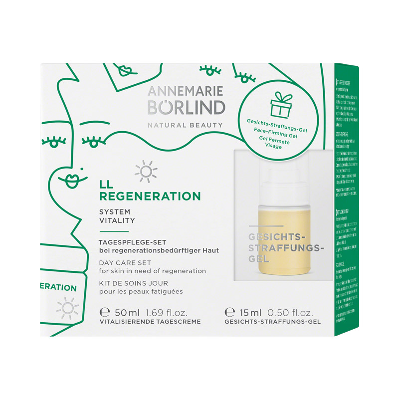 PROMO PACK LL REGENERATION Dennisons krém 50ml+Pleť.spev.gel 15ml