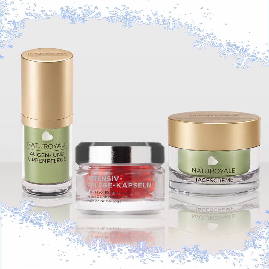 Beauty sada EXCLUSIVE NATUROYALE System Biolifting
