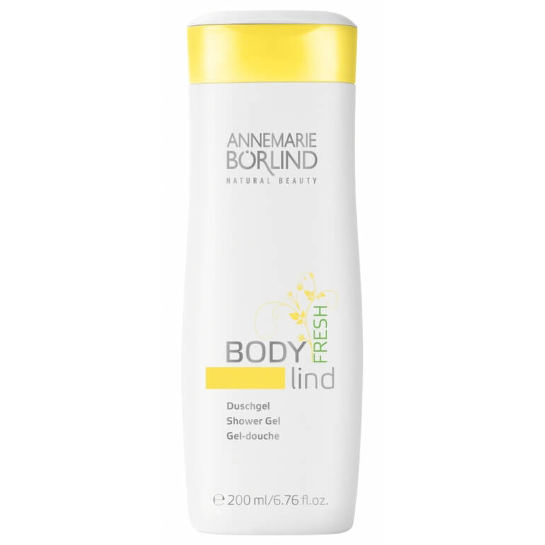 BODY LIND FRESH Sprchový gél 200ml