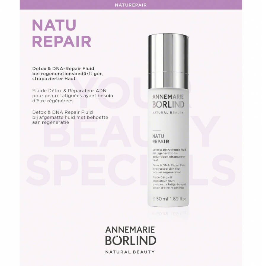 91841 - VZORKA NatuRepair Detox & DNA repair fluid