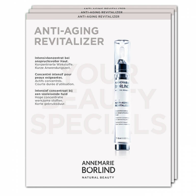 VZORKA BEAUTY SHOT Anti-Aging Revitalizer 1x2ml