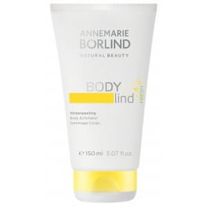BODY LIND FRESH Telový peeling 150ml