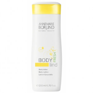 BODY LIND FRESH Telové mlieko 200ml