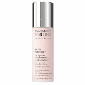 NATUPERFECT Anti-pigmentové a Bieliace fluid 50ml